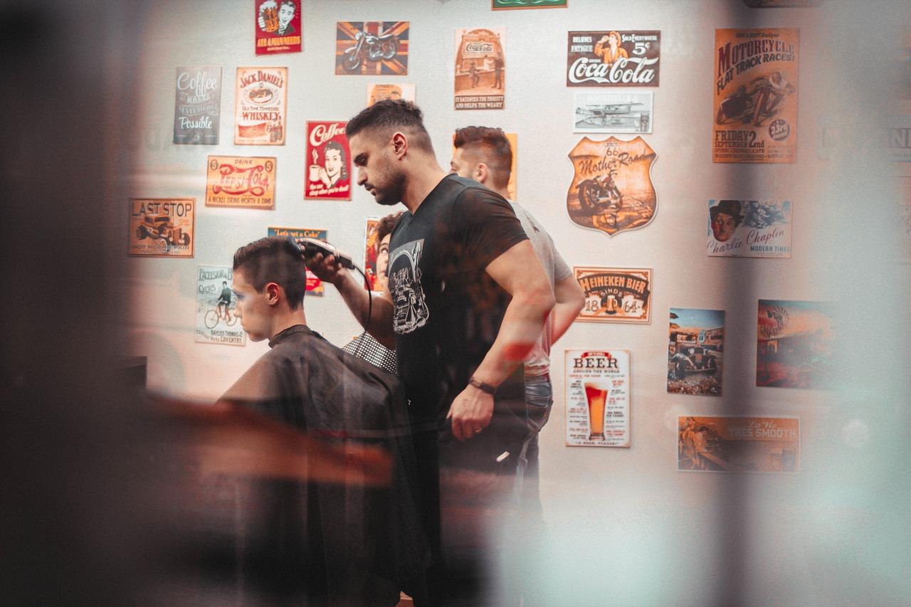 Barbershop Middelburg